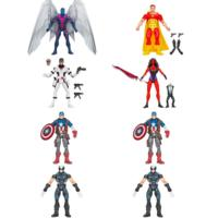 Marvel Universe Build a Figure Collection Hit Monkey Series 8 Pack Value Pack