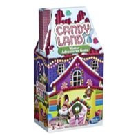 Candy Land Game: Winter Adventures Edition Board Game