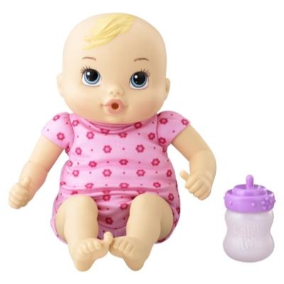 Baby Alive Luv 'n Snuggle Baby - Blonde Hair