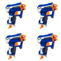 NERF N-STRIKE Elite TRIAD EX-3 Blaster 4 Pack Value Pack