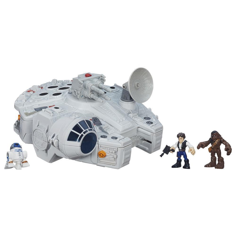 Playskool Heroes Star Wars Millenium Falcon