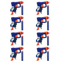 NERF N-STRIKE JOLT Blaster 8 Pack Party Pack