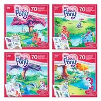 MY LITTLE PONY 70-Piece Sticker Puzzles