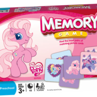 MEMORY MY LITTLE PONY Edition