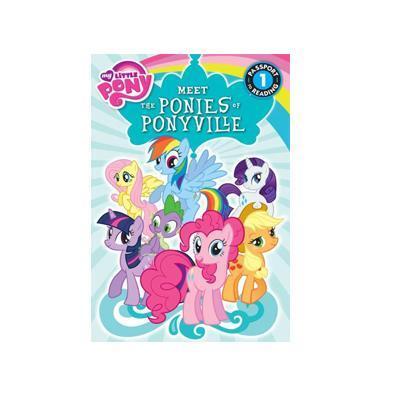 Meet the Ponies of Ponyville! Book