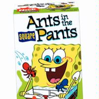 ANTS IN THE SQUARE PANTS