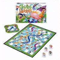 CANDY LAND & CHUTES AND LADDERS Game Package