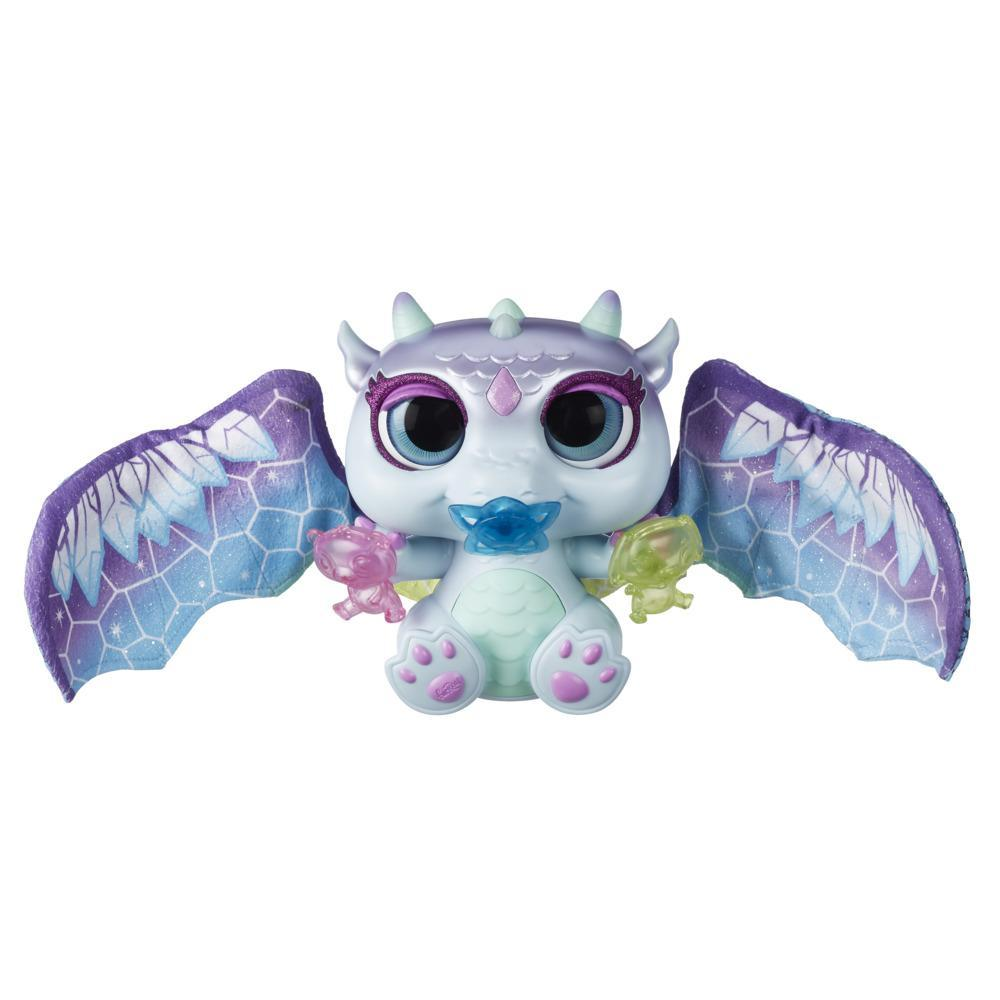 furReal Moodwings Snow Dragon Interactive Pet Toy