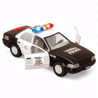 TONKA Light and Sound Vehicles - Police Car