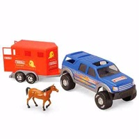 TONKA Off Road Haulers - Horse Trailer