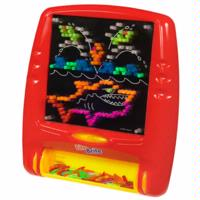 LITE-BRITE Flat Screen (Red)