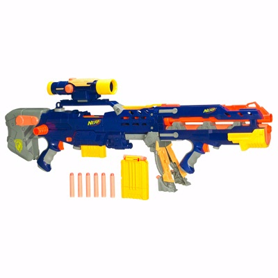 NERF -  N-Strike Long Shot CS-6