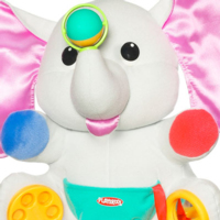 PLAYSKOOL PLAY FAVORITES BUSY ELEPHANT