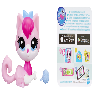 Littlest Pet Shop Magic Motion Kitty Pet