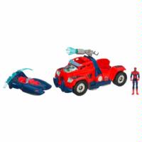 SPIDER-MAN Trile Battle Truck