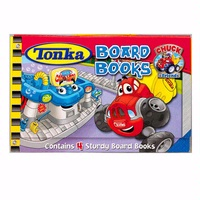 TONKA Board Books: Chuck and Friends