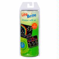 LITE-BRITE All-Paper Refill (15 sheets)