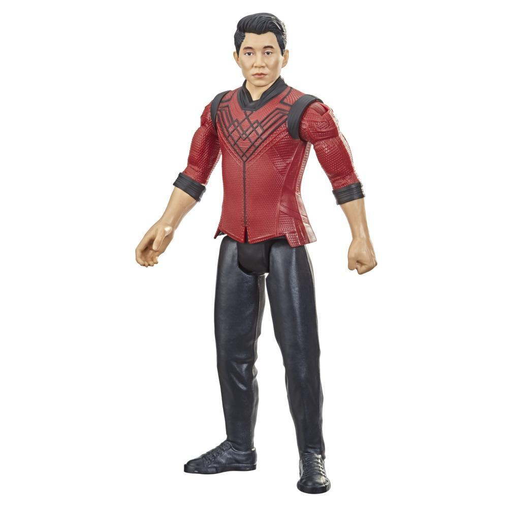 Hasbro Marvel Titan Hero Series Shang-Chi and the Legend of the Ten Rings Action Figure 12-inch Toy Shang-Chi For Kids Age 4 and Up