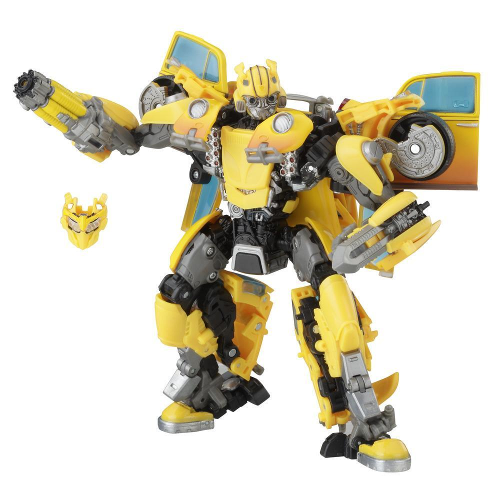 Transformers Masterpiece Movie Series Bumblebee MPM-7 [OFFICIAL Hasbro-Takara Tomy]