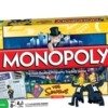 MONOPOLY The Simpsons Electronic Banking Edition