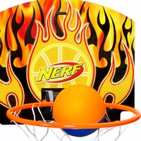 NERF NERFOOP (Flames Edition)