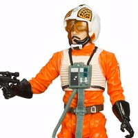 Star Wars Rebel Pilot Biggs Darklighter Figure