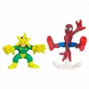 Marvel Super Hero Squad -- Spider-Man and Electro