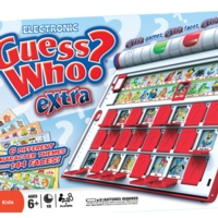Electronic GUESS WHO? Extra