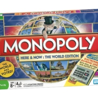 MONOPOLY Here & Now World Edition