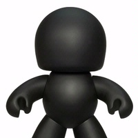 MIGHTY MUGGS Blank Black