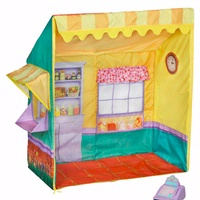 PLAYSKOOL DREAM TOWN CHERRY BLOSSOM Market Instructions