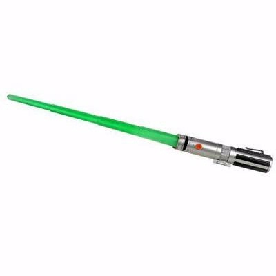 Star Wars Basic Lightsaber (Green)