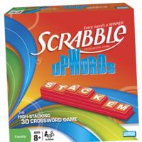 SCRABBLE Brand Crossword Game UPWORDS