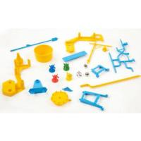MOUSE TRAP Game Plastic Parts, Die, Mice and Balls Refill