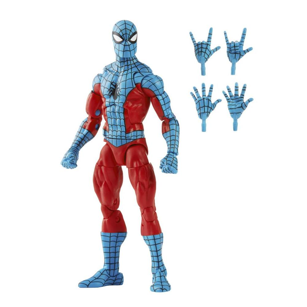 Hasbro Marvel Legends Series 6-inch Scale Action Figure Toy Web-Man, Includes Premium Design, and 2 Accessories