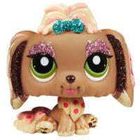 LITTLEST PET SHOP SHIMMER 'N SHINE PETS - Lhasa Apso