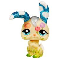 LITTLEST PET SHOP SHIMMER 'N SHINE PETS - Bunny
