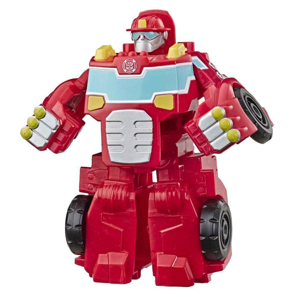 Playskool Heroes Transformers Rescue Bots Academy Heatwave the Fire-Bot