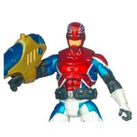 CAPTAIN AMERICA The First Avenger – Comic Series: CAPTAIN BRITAIN