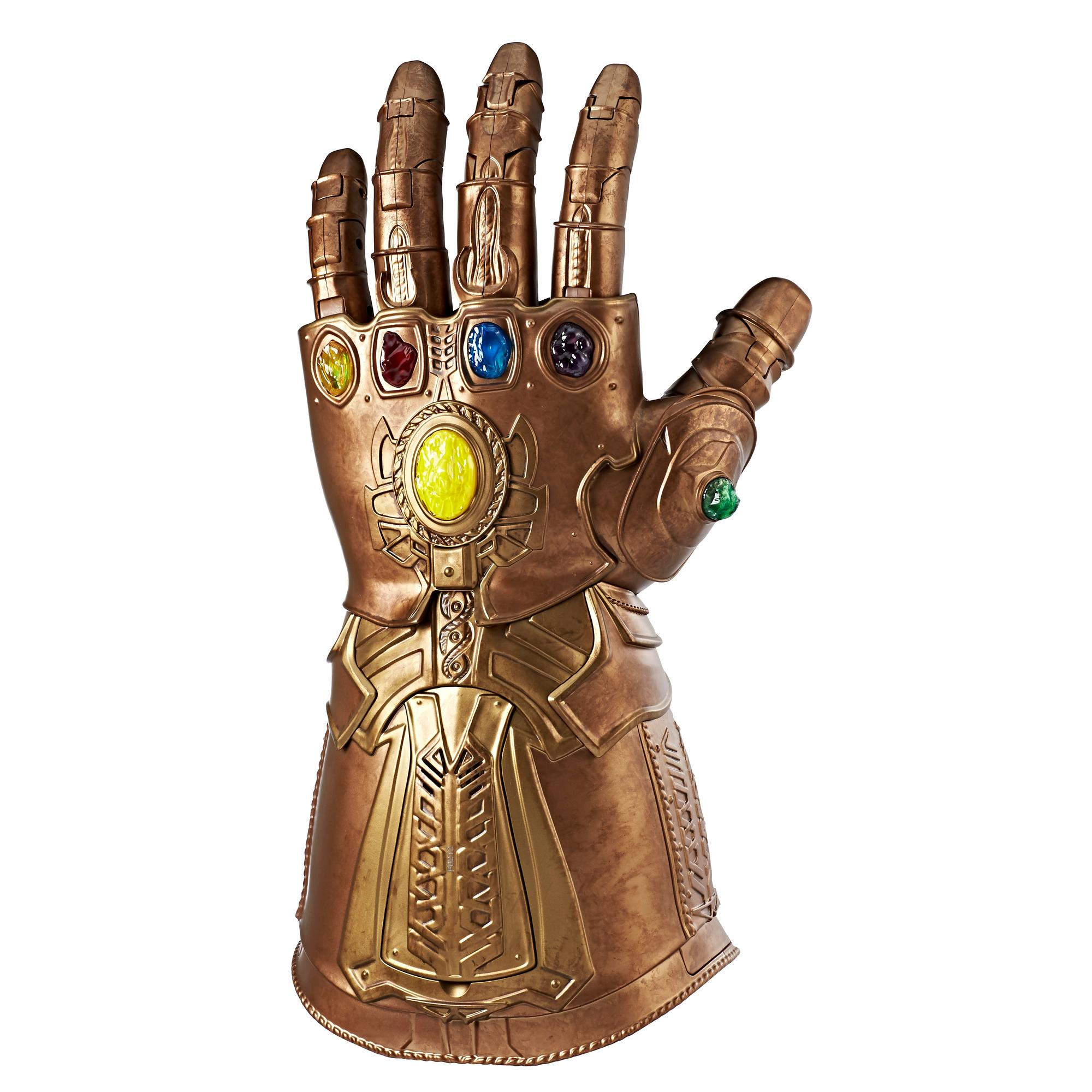 Marvel Legends Series Infinity Gauntlet Articulated Electronic Fist.