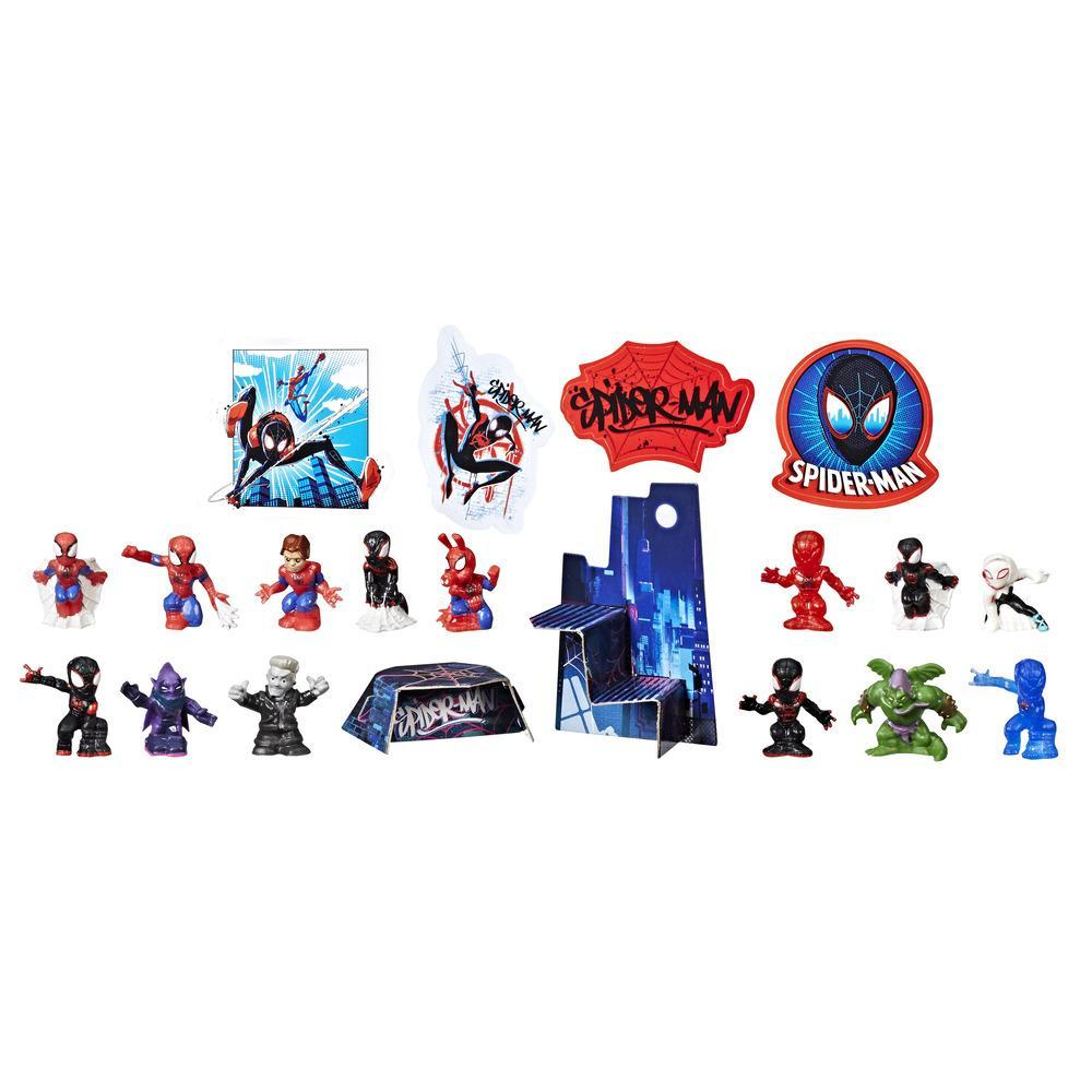 Spider-Man: Into the Spider-Verse Movie Countdown Collection