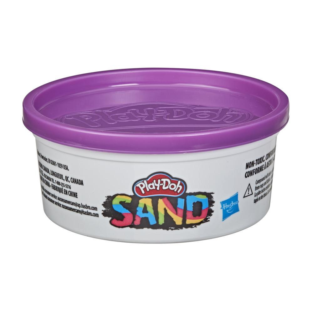 Play-Doh Sand Purple Single 6-Ounce Can of Non-Toxic Play Sand for Kids 3 Years and Up
