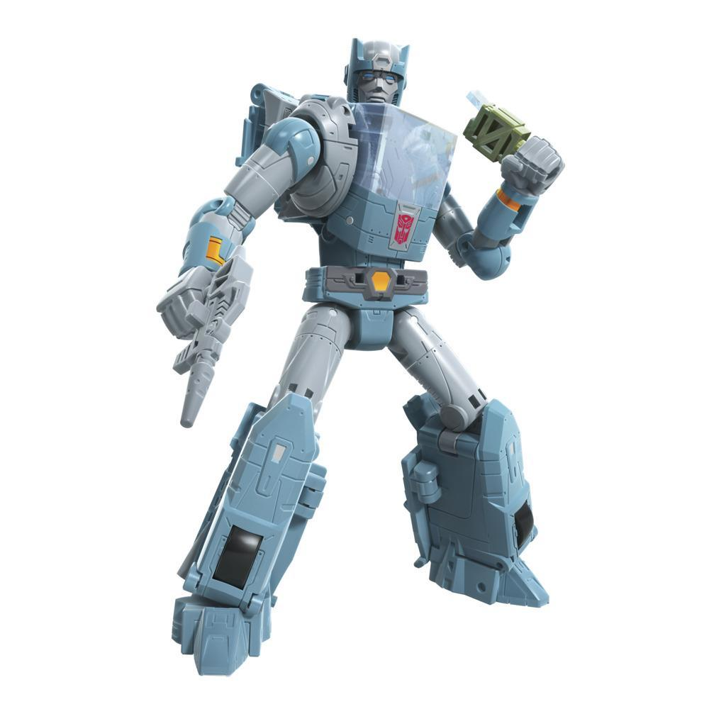 Transformers Toys Studio Series 86-02 Deluxe The Transformers: The Movie Kup Action Figure, 8 and Up, 4.5-inch