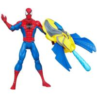 THE AMAZING SPIDER-MAN Mega-Cannon SPIDER-MAN Figure