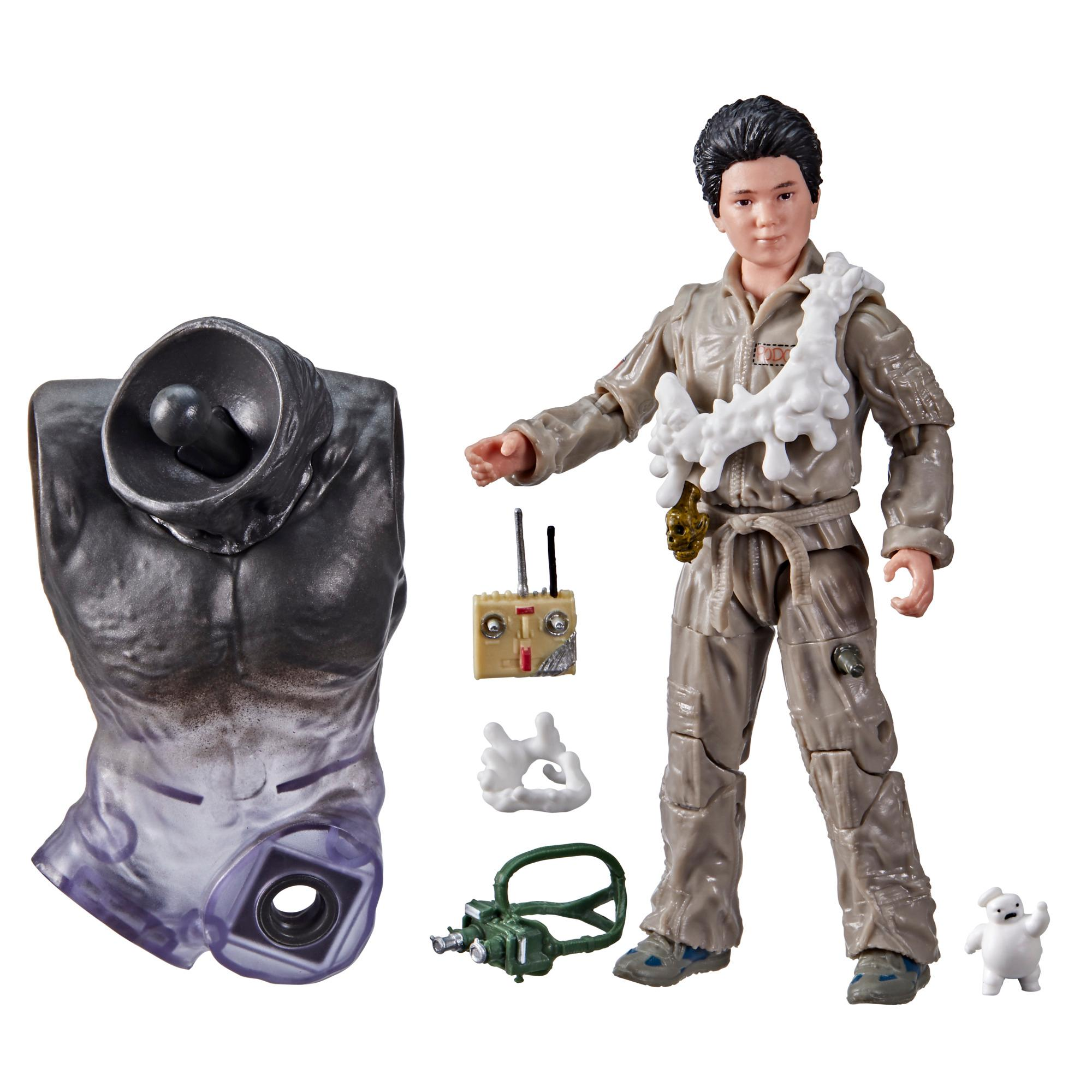 Ghostbusters Plasma Series Podcast Toy 6-Inch-Scale Collectible Ghostbusters: Afterlife Action Figure, Kids Ages 4 and Up