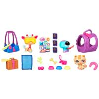 LITTLEST PET SHOP SUNSHINE & TRAVELS Playset