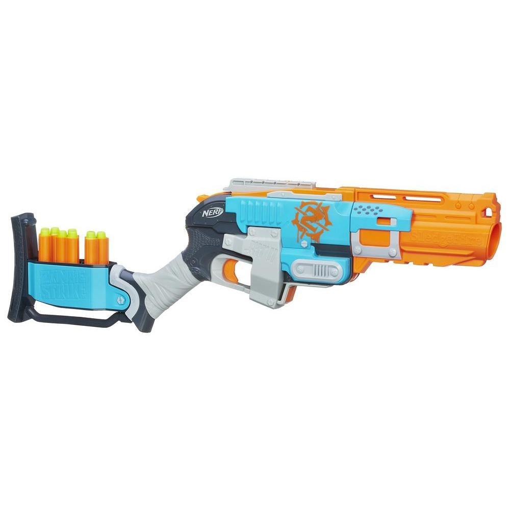 Súng đồ chơi Nerf Zombie Strike Sledgefire Blaster Ver 2016