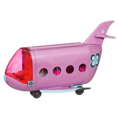 LITTLEST PET SHOP BLYTHE Loves LITTLEST PET SHOP PET JET