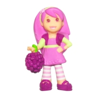 STRAWBERRY SHORTCAKE - RASPBERRY TORTE Basic Figure