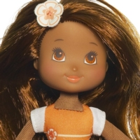 Strawberry Shortcake - Mini Soft Orange Blossom Doll